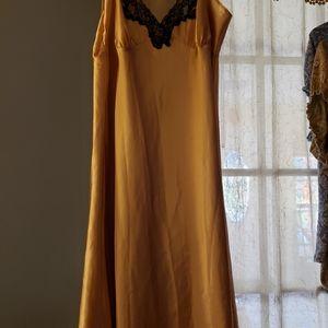 Slinky, sexy nightgown